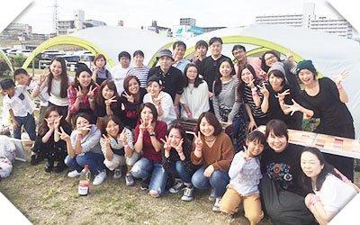 バーベキュー場紹介 淀川河川公園 西中島地区 オススメポイント!その3