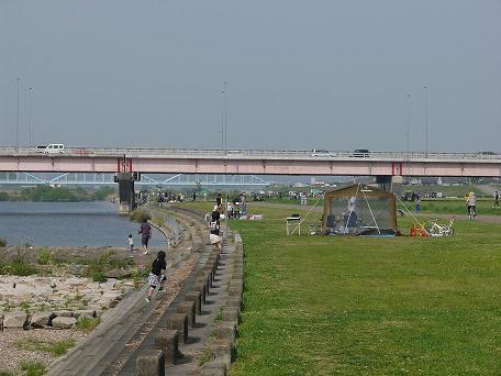 加古川河川敷