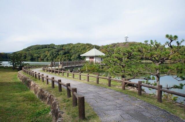 山田池公園3