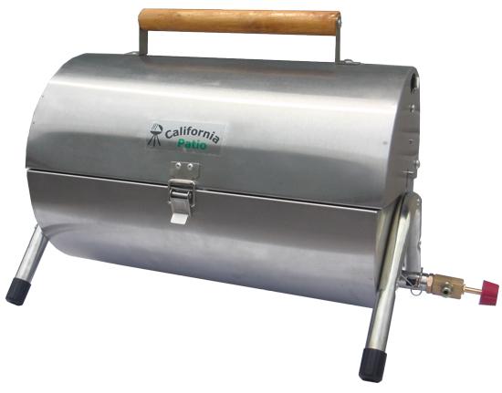 California Patio (カリフォルニアパティオ) [BBQ]LPガス溶岩石BBQグリル