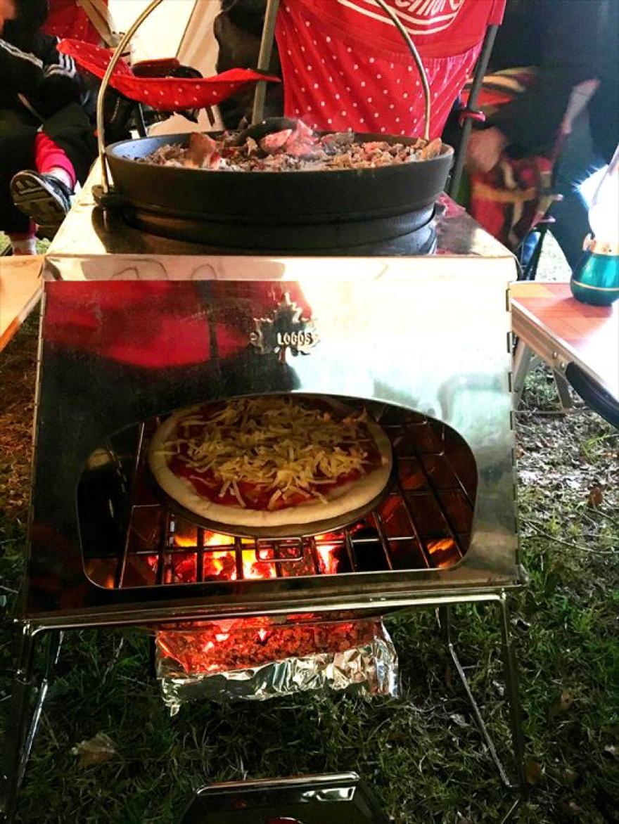 ピザ アンド 鍋