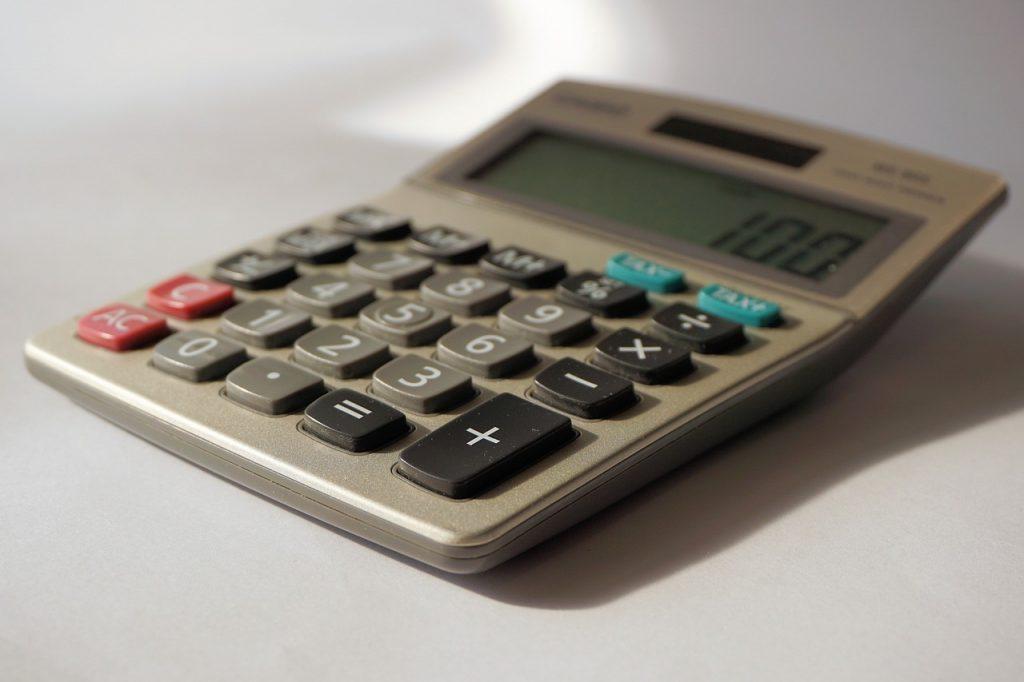予算の計算