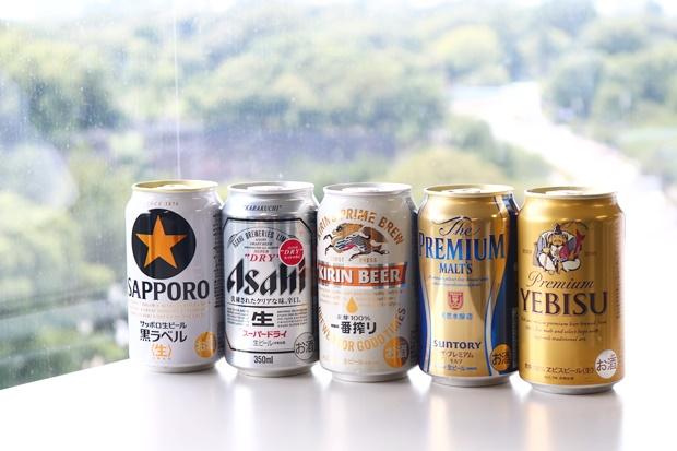バーベキューでききビール
