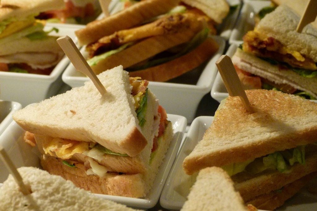 串刺しサンドイッチ