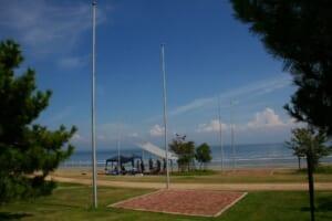 淡路島国営明石海峡公園 バーベキューエリア