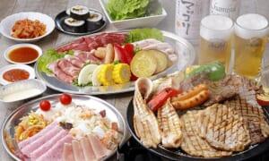 KYOTO TOWER BBQ GARDEN 食材