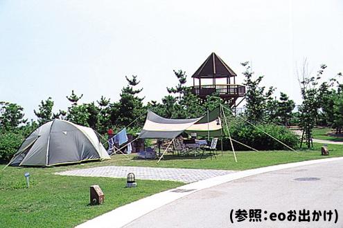 バーベキュー場紹介2
