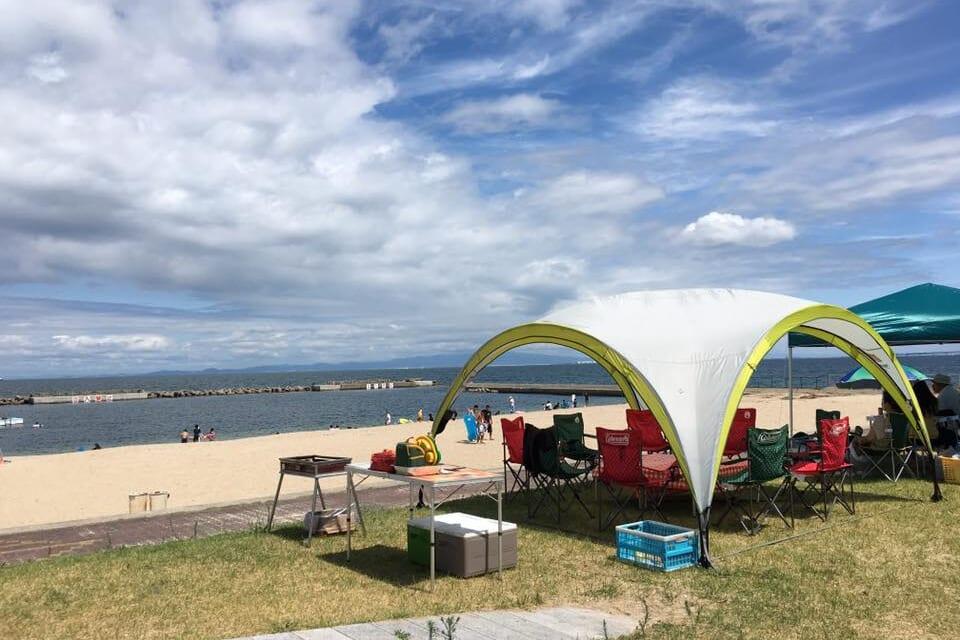 淡輪 ときめきビーチメイン画像