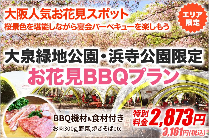 大泉緑地【2021年更新】の限定レンタルプラン1