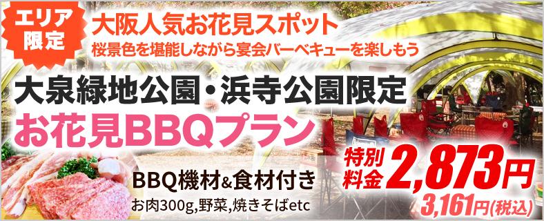 大泉緑地【2021年更新】の限定レンタルプラン1SP